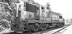 Locomotiva Baldwin AS-616